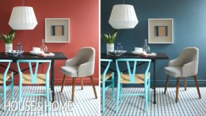 role of colors in interiors